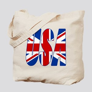 Jack in the USA Tote Bag