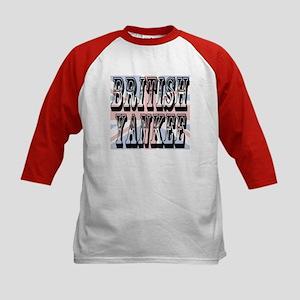 British Yankee Kids Baseball Jersey