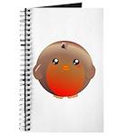 Cute Robin Bird Journal