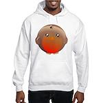 Cute Robin Bird Hooded Sweatshirt