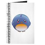 Cute Bluebird Journal