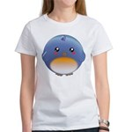 Cute Bluebird Women's T-Shirt
