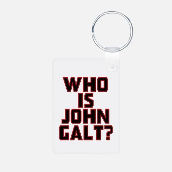 Who is John Galt Keychains