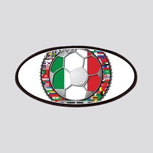 Italy Flag World Cup Football Patches
