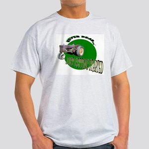 Deere-getting started Ash Grey T-Shirt