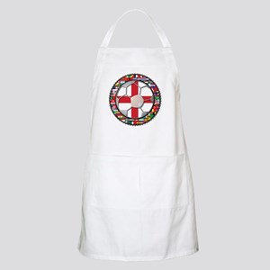 England Flag World Cup Footba Apron