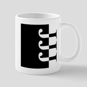 JJJ Typography Mug