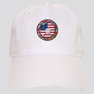 United States Flag World Cup Cap