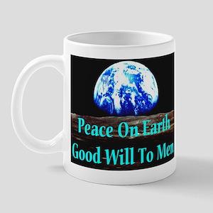 Peace On Earth Goodwill Towar Mug