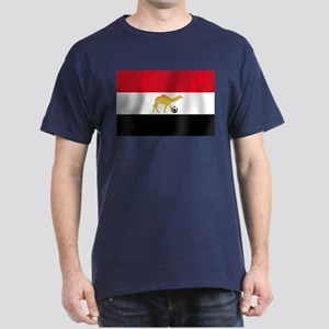 Egyptian Camel Flag Dark T-Shirt
