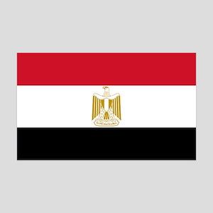 Flag of Egypt 38.5 x 24.5 Wall Peel