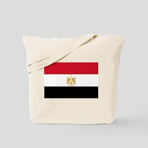 Flag of Egypt Tote Bag