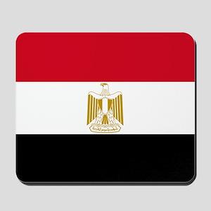 Flag of Egypt Mousepad