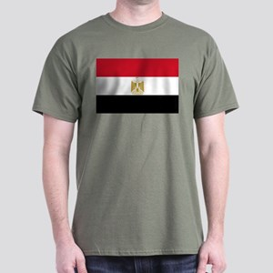 Flag of Egypt Dark T-Shirt