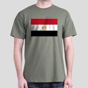 Flag of Egypt Dark T-Shirt