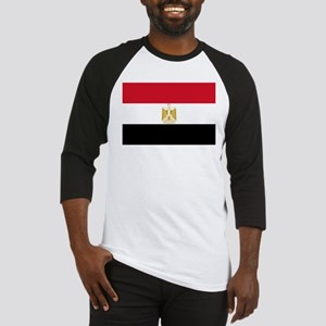 Flag of Egypt Baseball Jersey