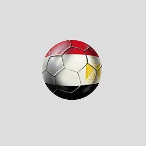 Egyptian Soccer Ball Mini Button