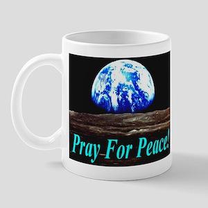 Pray For Peace! Mug