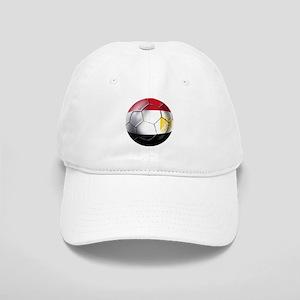 Egypt Soccer Ball Cap