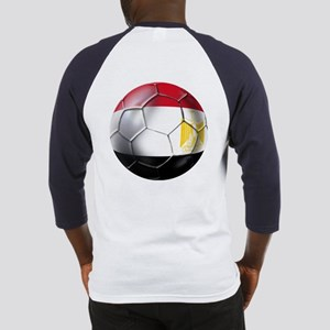 Egypt Soccer Ball Baseball Jersey