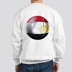 Egypt Soccer Ball Sweatshirt