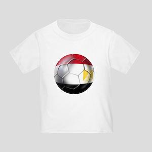 Egypt Soccer Ball Toddler T-Shirt
