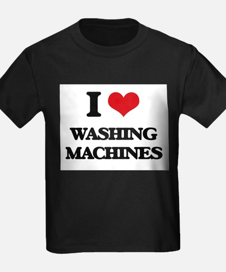I love Washing Machines T-Shirt