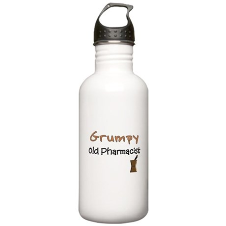 Pharmacist Humor Stainless Water Bottle 1.0L