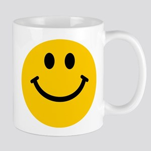Yellow Smiley Face Mug