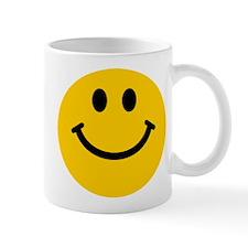 Yellow Smiley Face Mug