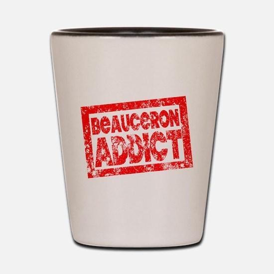 Beauceron ADDICT Shot Glass