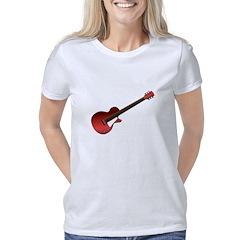 Guitar red Women's Classic T-Shirt