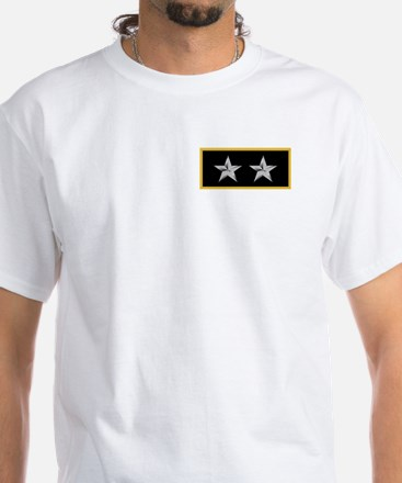 NOAA Rear Admiral<BR>White T-Shirt