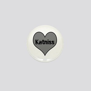 I Heart Katniss Mini Button