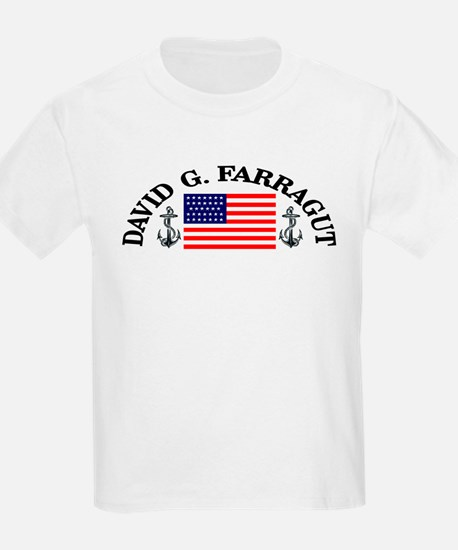 David G. Farragut, USN T-Shirt