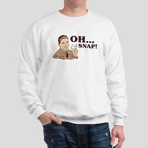 "Retro ""Oh... Snap!"" Sweatshirt"