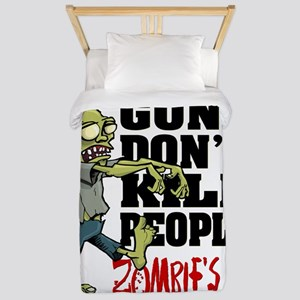 Tv Show The Walking Dead Twin Duvet Covers Cafepress