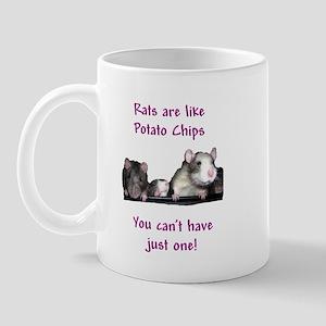 Rat Chips Mug