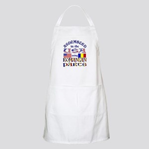 USA/Romanian Parts BBQ Apron