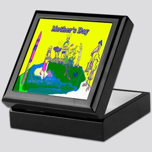 Mothers Day Funny Art Keepsake Box