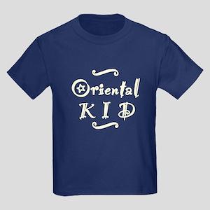 Oriental KID Kids Dark T-Shirt