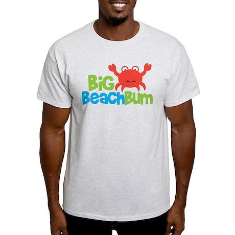Boy Crab Big Beach Bum Light T-Shirt