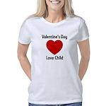 Valentines Day Love Child Women's Classic T-Shirt