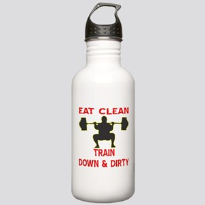 Train Down And Dirty Stainless Water Bottle 1.0L