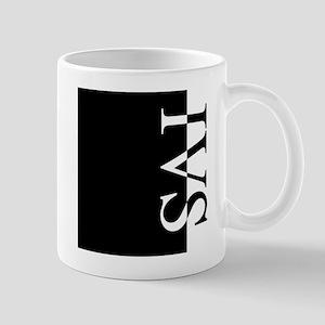 IVS Typography Mug