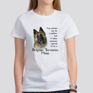 Belgian Tervuren Mom Women's T-Shirt