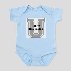 Guppy UNIVERSITY Infant Bodysuit