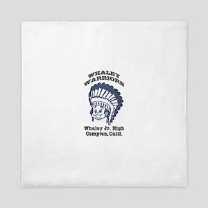 Whaley Warriors Queen Duvet