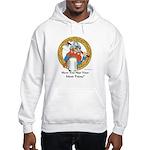 Hooded Viking Sweatshirt