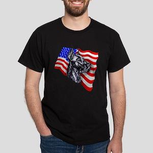 Patriot Dane Black Dark T-Shirt
